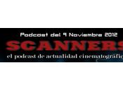 Estrenos Semana Noviembre 2012 Podcast Scanners