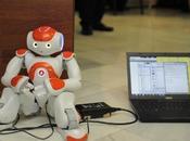 Profesores robóticos enseñan mejor niños autismo