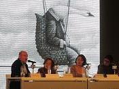 Presentación Madrid 'Bandada', Premio Internacional Compostela Album Ilustrado