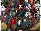 héroes solares: temporada Marvel Vengadores