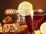 Jugo limón miel para controlar niveles ácido úrico