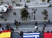 Ajustes económicos provocaron huelga general Europa
