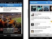 Twitter actualiza aplicación móvil para Android varias novedades importantes