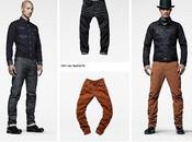 Ultima moda hombre: G-star amplia gama TAPERED DENIM