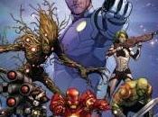 Steve McNiven estado hablando diseños Marvel Studios para Guardianes Galaxia