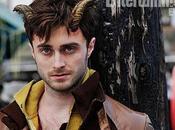 Fotos rodaje 'Cuernos' Daniel Radcliffe demonio