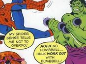 Ponte forma como héroes Marvel