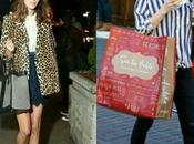 Alexa Chung, Emma Roberts, Mollie King Rosie Huntington