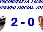 Colón:0 Unión:0 (Fecha 16°)