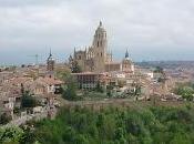 Segovia, ciudad para viajar historia España