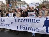 Monjas topless desbarataron manifestación homófoba París