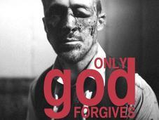 "desfigurado Ryan Gosling protagoniza cartel ""Only Forgives"""