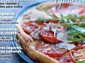 """cocina revista """"enfemenino Gourmet"""""""