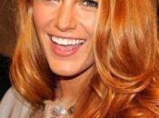 Especial cabello: strawberry blonde otras modas coloración