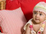 Monita Salero, tricot para bebé preescolar