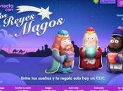 Escribe carta Reyes Magos Famosa