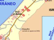 Franja Gaza, semana bajo bombas israelitas
