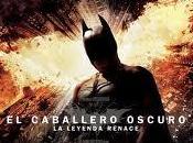 caballero oscuro: leyenda renace (2012) Christopher Nolan