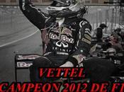 Vettel campeon mundial 2012 camino vettel hasta tricampeonato