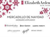Vuelve Mercadillo Navidad Elizabeth Arden
