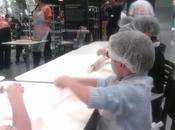 Haciendo galletas Ikea