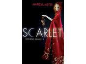 Portada española para Scarlet (Crónicas Lunares Marisa Meyer Book Trailer