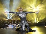 brillante vestuario Madonna