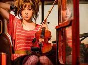 cuerdas Lindsey Stirling