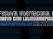 Música literatura Festival Nuevo Cine Latinoamericano