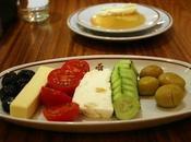 Desayuno turco.