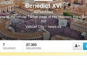 @Pontifex, cuenta Benedicto Twitter