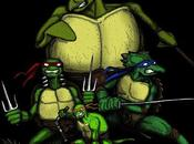 Prehistoric Mutant Ninja Turtles