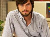 luce Ashton Kutcher interpretando Steve Jobs