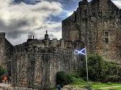Españoles Escocia fantasma Eilean Donan