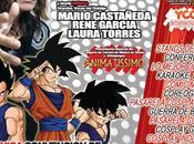 Gokú Vegeta Dragon Ball Llegan Febrero Otakufest Perú 2012