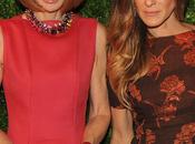 Anna Wintour Sarah Jessica Parker, estreno Vogue: Editor Style'