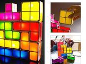 Tetris lampara