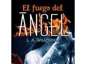 fuego Ángel L.A.Weatherly