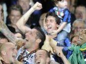 Inter sólo defendió, también hizo goles