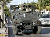 Presencia Militar Estado Derecho Mexico