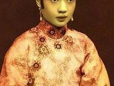última emperatriz China