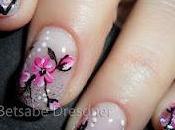 Flores rosas