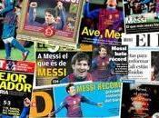 Lionel Messi superó récord Gerd Müller