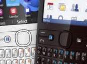 Nokia lanza mercado modelos Asha teclado QWERTY botón Facebook
