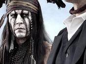 Tráiler Llanero Solitario' Otro producto servicio Johnny Depp