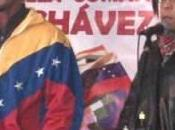 Sean Penn acompañó vigilia salud Chávez