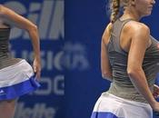Wozniacki levanta polémica tras imitar Serena Williams (CON TETAS CULO FALSOS)