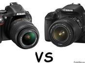 Nikon D5200 Canon 650D: Cuál deberías comprar?
