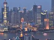 Shanghai (China). Lugares interés hoteles lujo.