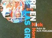 Fiebre gradas, Nick Hornby